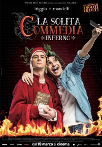 Poster del film La Solita Commedia - Inferno