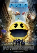 Poster del film Pixels in 3D