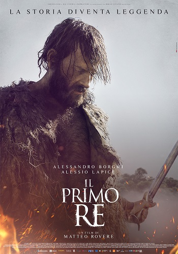 Poster film Il primo Re