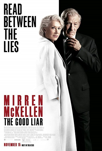 Poster film Cinema in Lingua | The Good Liar