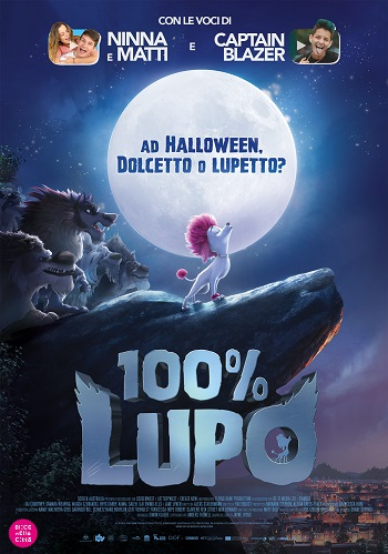 Poster film 100% lupo