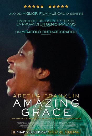 Poster film Amazing Grace