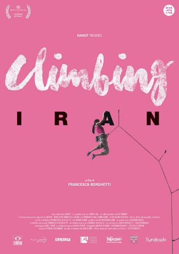 Poster film Climbing Iran